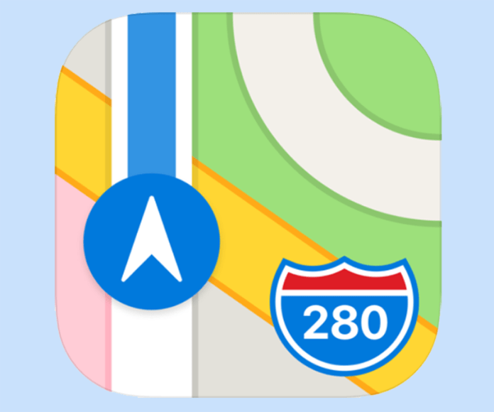 Apple Redesigned Maps App