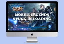 Mobile Legends Stuck in Loading Screen