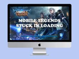 Mobile Legends Stuck in Loading Screen