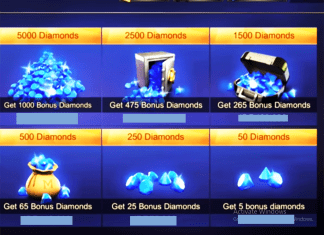 Top Up Mobile Legends Diamonds