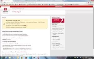 Bradesco PJ não abre pelo google Chrome