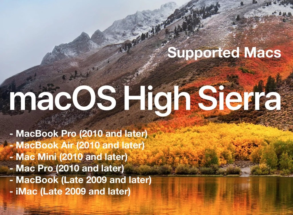 Mac Os High Sierra causa lentidão e travamento após atualização