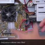Como limpar o ventilador do computador