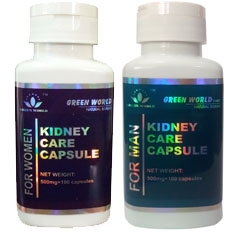 kidney care capsule for man dan woman