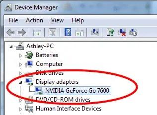 Windows Host Process Rundll32 graphics card
