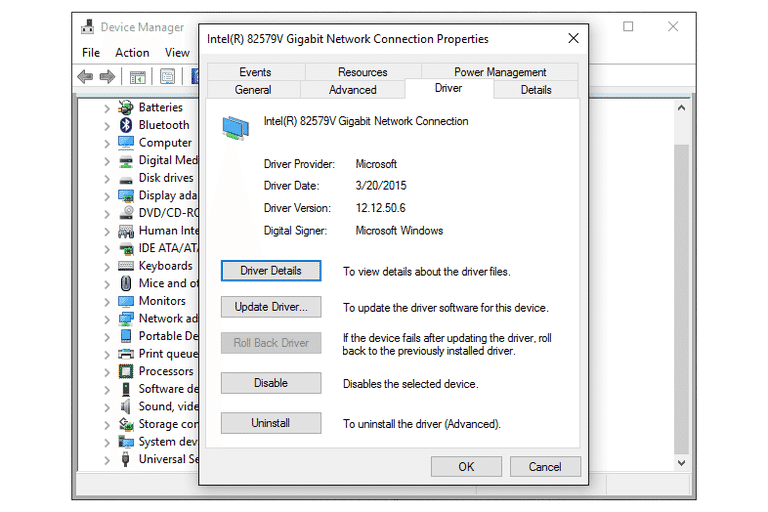 Windows Host Process Rundll32 restore driver