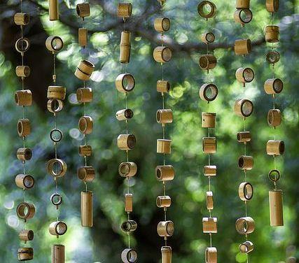 10 Contoh Kerajinan Tangan Dari Bahan Bambu Unik, Kreatif, dan Mudah