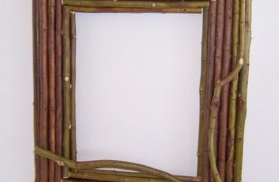 Bingkai Foto, Kerajinan Tangan Dari Bambu Yang Mudah Dibuat