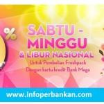 Promo Diskon Makan Kartu Kredit Bank Mega di Baskin Robbins