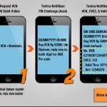 Debit MasterCard VCN Bank BNI untuk Belanja Online