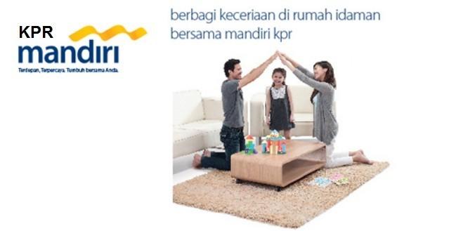 KPR Bank Mandiri Angsuran Berjenjang