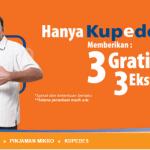 Pinjaman Mikro Kupedes Bank BRI Oktober 2016