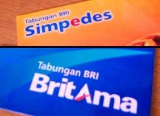 Perbedaan Tabungan Britama dan Simpedes
