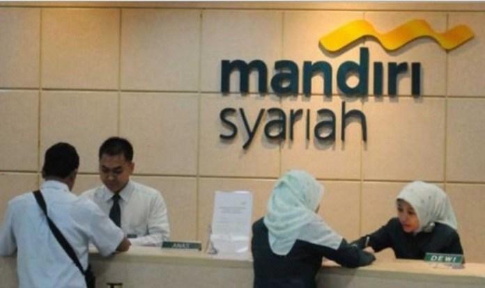 Teller Bank Syariah Mandiri