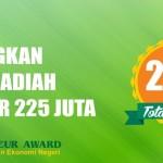 Bank Syariah Mandiri Gelar Santripreneur Award Untuk Apresiasi Santri Pengusaha