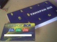 Kartu ATM Bank BCA