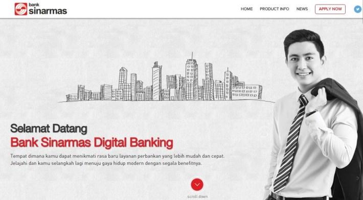 Tabungan Online Bank Sinarmas