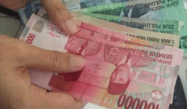 Uang Rp100 Ribuan