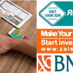 Zaisan : Registrasi Investasi Saham Online BNI Securities