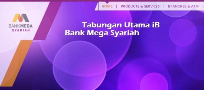 Tabungan Utama Bank Mega Syariah