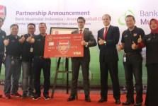 Bank Muamalat Bekerjasama dengan Arsenal FC