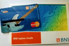 Buku Tabungan Taplus Muda Bank BNI