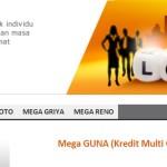Kredit Multiguna Bank Mega, Pinjam Uang di Bank Mega Rp 15 Juta hingga Rp 100 Juta