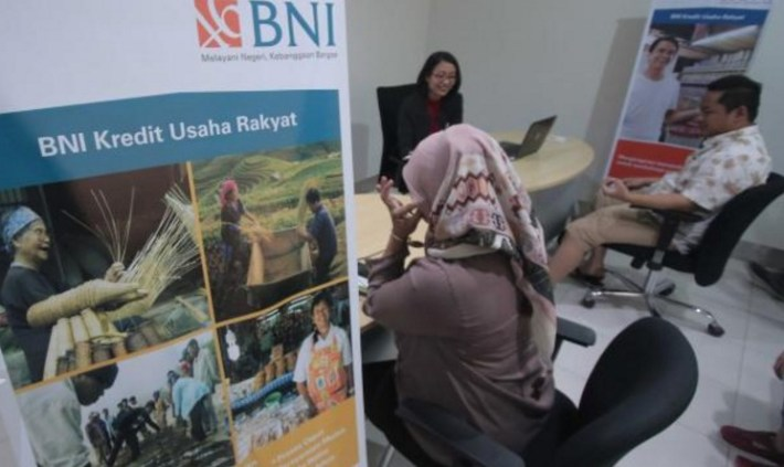 Kredit Usaha Mikro Bank BNI untuk Rakyat