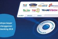 Cara Bayar TV Berlangganan menggunakan ATM BCA