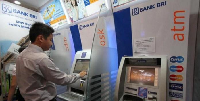 Jaringan ATM Bank BRI