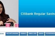Tabungan Citibank