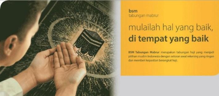 Tabungan Mabrur Bank BSM