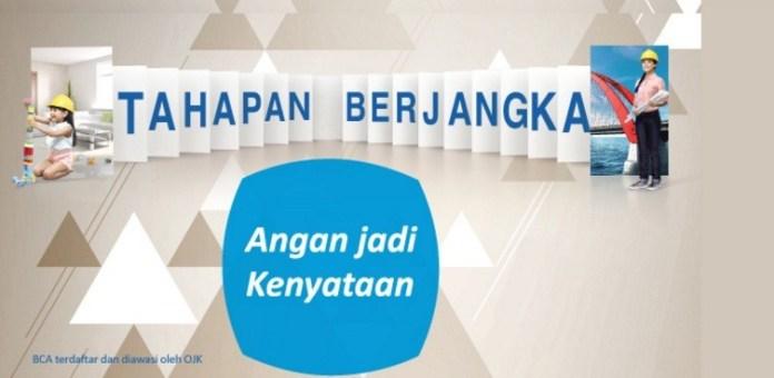 Tahapan Berjangka Bank BCA
