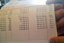 Transaksi Buku Tabungan Bank