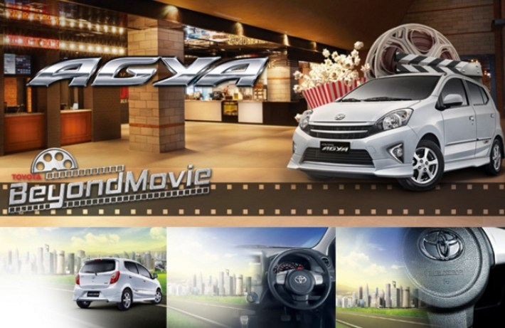 Mobil Toyota Agya