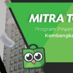 Penjual di Tokopedia dapat Mengajukan Pinjaman Modal Melalui Program Mitra Toppers