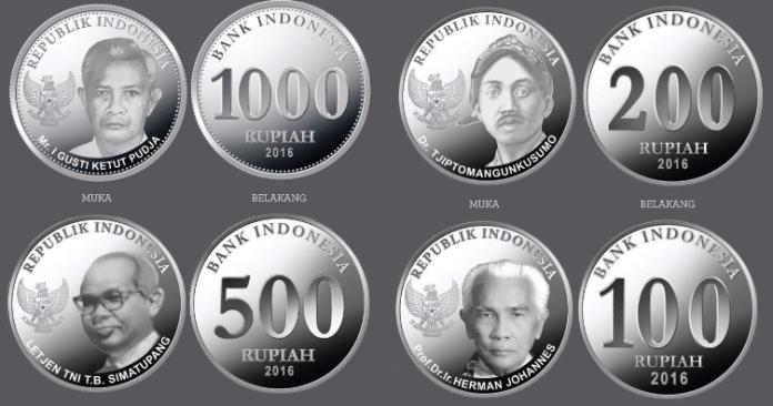 Uang Koin Baru 2017