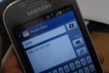 Cek Saldo BRI lewat SMS