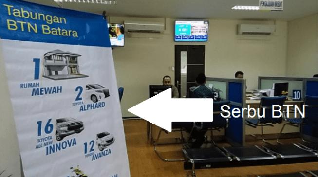 Tabungan Berhadiah Bank BTN