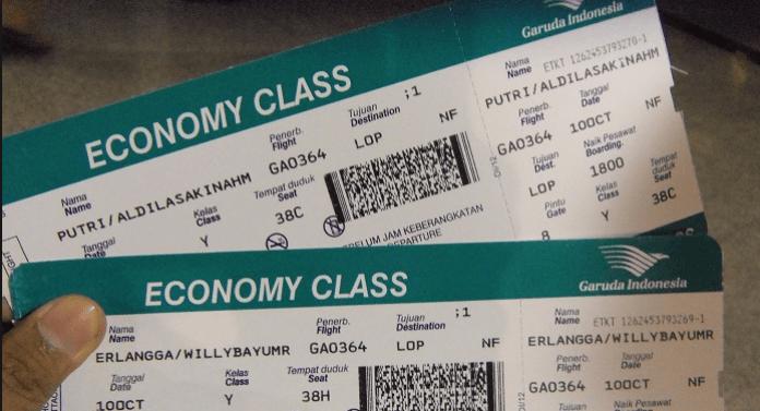 Tiket Pesawat Garuda Murah