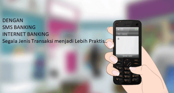 perbedaan sms dan internet banking