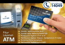 Kartu ATM BJB