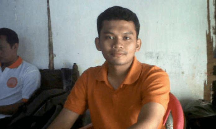 Samsul Arifin Sukses berjualan Sayur