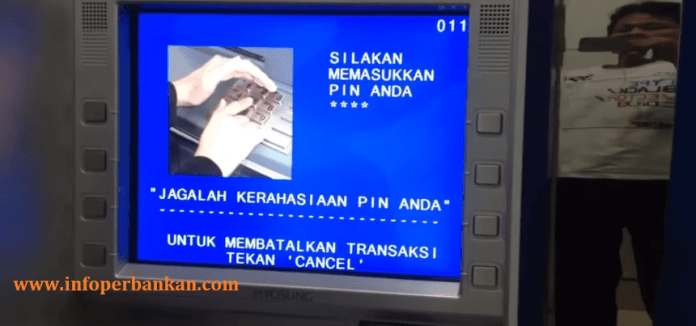 PIN ATM BCA yang benar