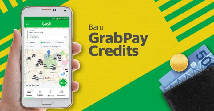 Isi Ulang Saldo Grabpay lewat ATM dan Alfamart