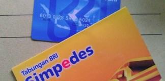 Tabungan Simpedes BRI
