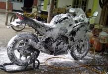 bisnis cucian motor