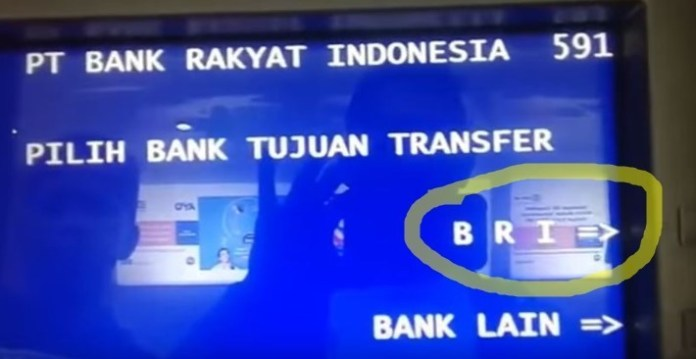 transfer ke sesama bri dikenakan biaya