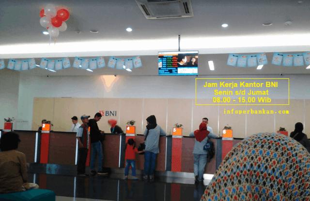 Tanya Bank Bni Hari Jumat Tutup Jam Berapa