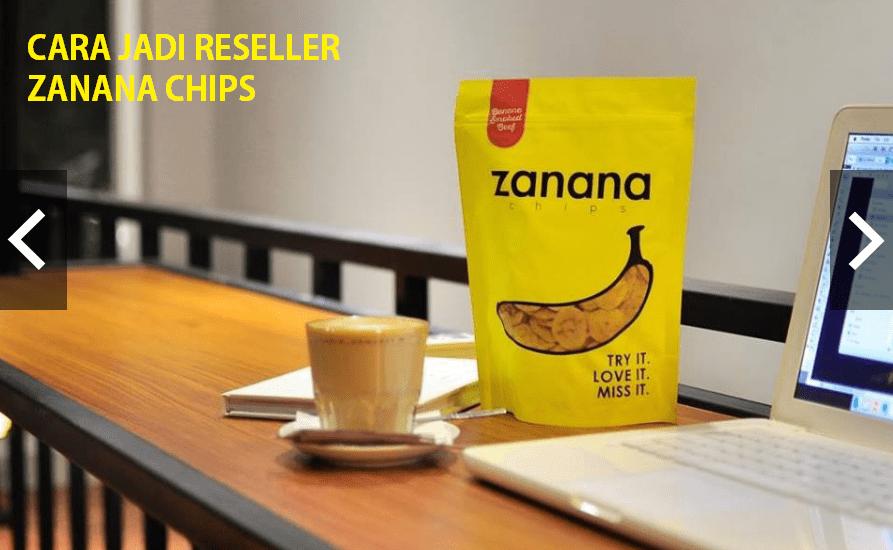 cara jadi reseller zanana chips